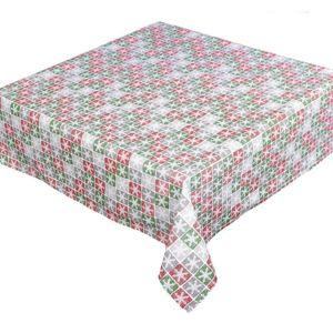 Forbyt, Obrus bavlnený, Vianoční vločka 120 x 140cm obdĺžnik