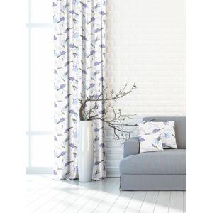 Forbyt, Záves dekoračný, OXY Levanduľe 150 cm, fialová