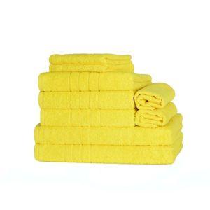 Forbyt, Uterák alebo osuška, Fine, žltý 70 x 140 cm