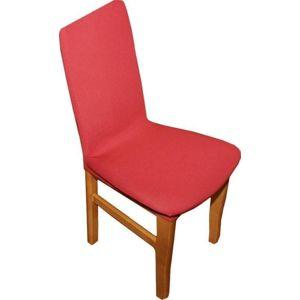 Forbyt Poťah multielastický na stoličky kompolet , 2 ks, Nautic, bordový