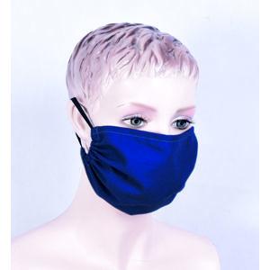 Forbyt, Bavlnená hygienická rúška tmavo modrá